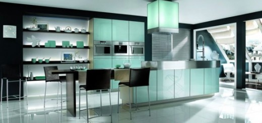 awesome-black-white-kitchen