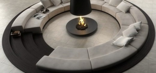 1-Circular-conversation-pit-central-fireplace