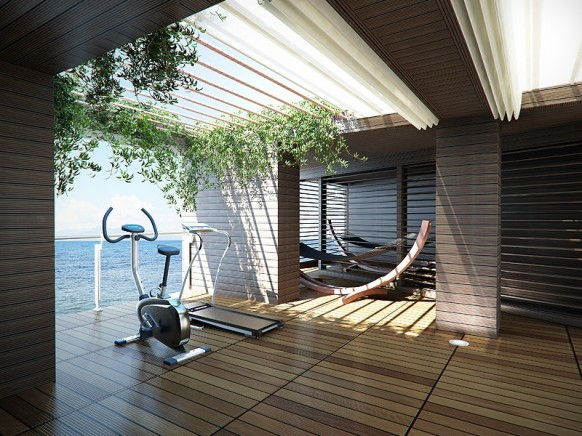 Home gym design tips and pictures interior designing ideas for Home gym interior design