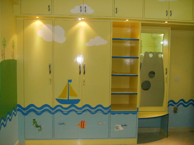 Wardrobe D 233 Cor For Kids Interior Designing Ideas