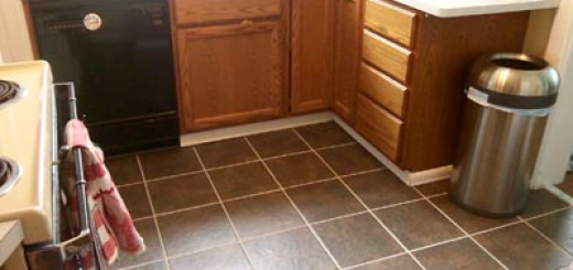 Ceramic Tiles kitchen floor