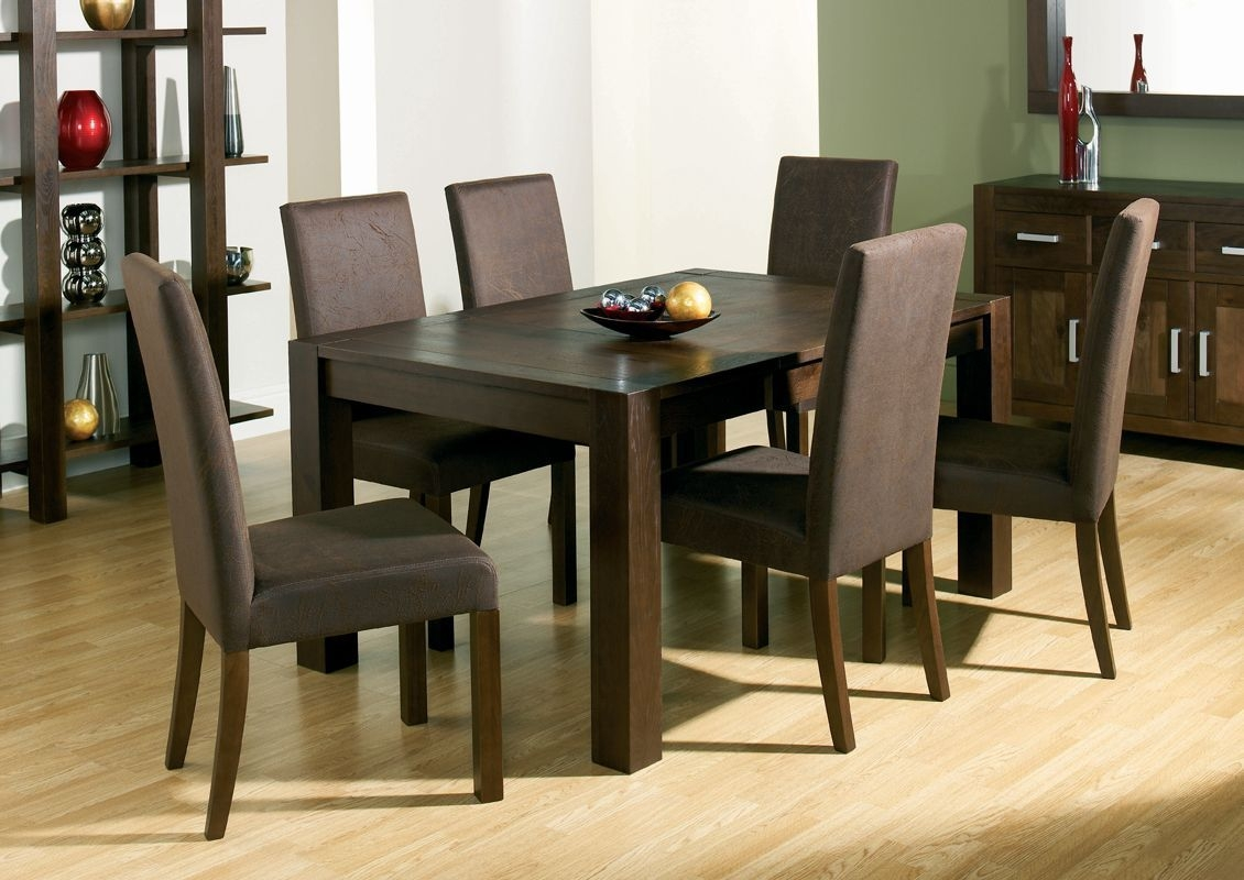 Dining Table And Chairs ~ Small dining room table ideas interior designing