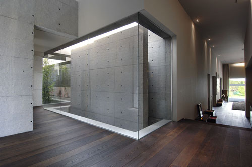 Concrete Walls Cool Decoration Ideas Interior Designing Ideas