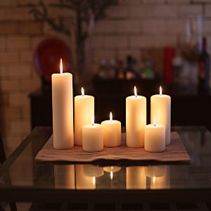 Candles For The Home Dcor Interior Designing Ideas