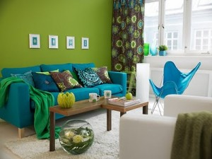 D 233 Cor Home With Peacock Style Interior Designing Ideas