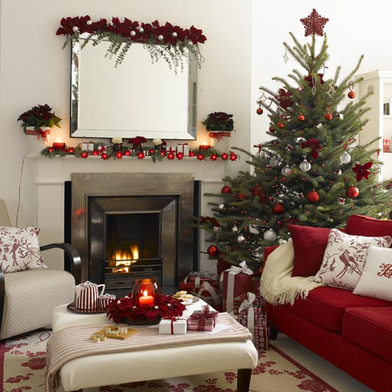 How to Dcor your Home for Christmas Interior Designing Ideas