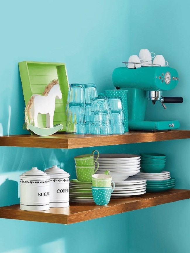 superb Turquoise Small Kitchen Appliances #1: Small ...