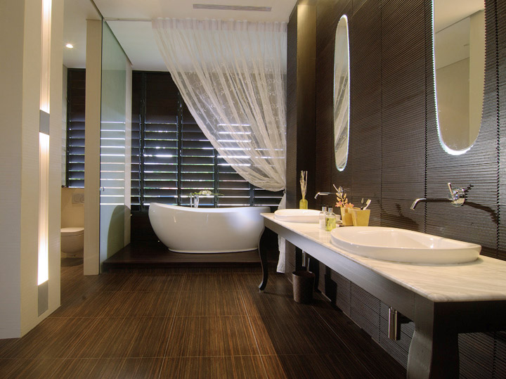 Master bathroom designs interior designing ideas for Bathroom interior designs