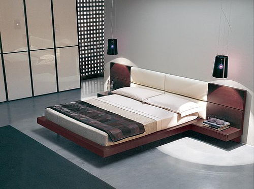 Contemporary Bedroom (1)