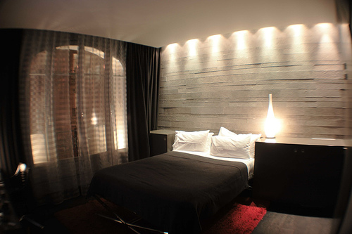 Contemporary Bedroom (2)