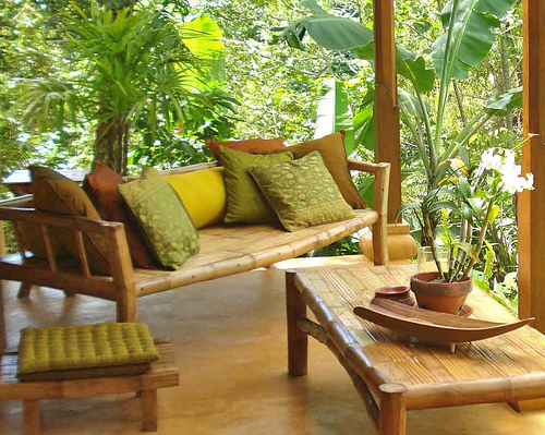 Eco-friendly Living Room (3)