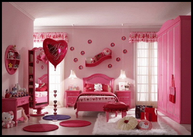 How to d cor your home this valentine interior for Home decorations for valentine s day