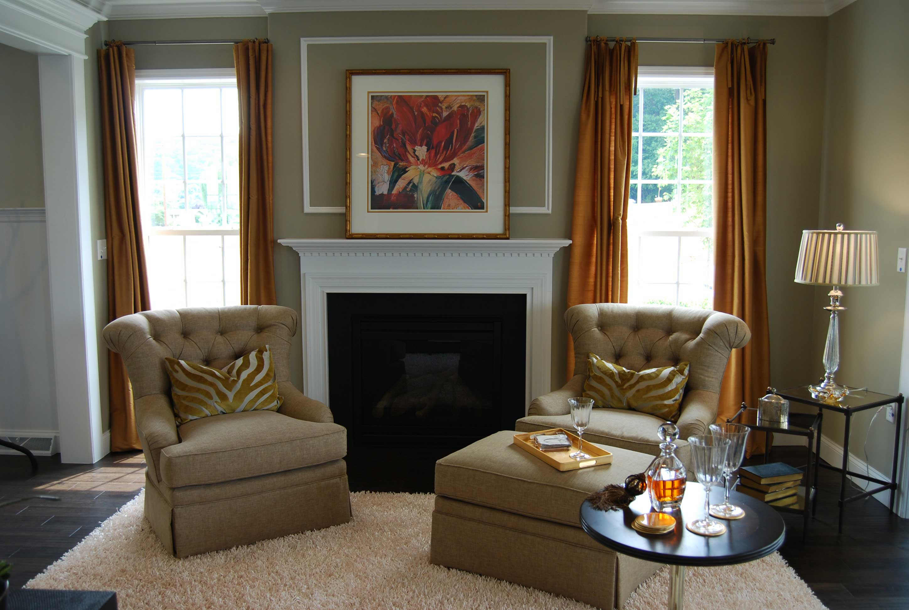 Coordinating Colors For Home Interior Designing Ideas