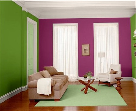 one of the most popular myths is in order to have the best look you must use the similar color in every room the reality is you may have wide array of