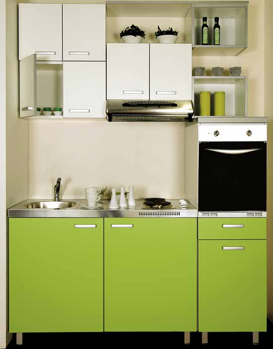 Space saving tips for small kitchens interior designing ideas - Cabinets for small kitchens designs ...