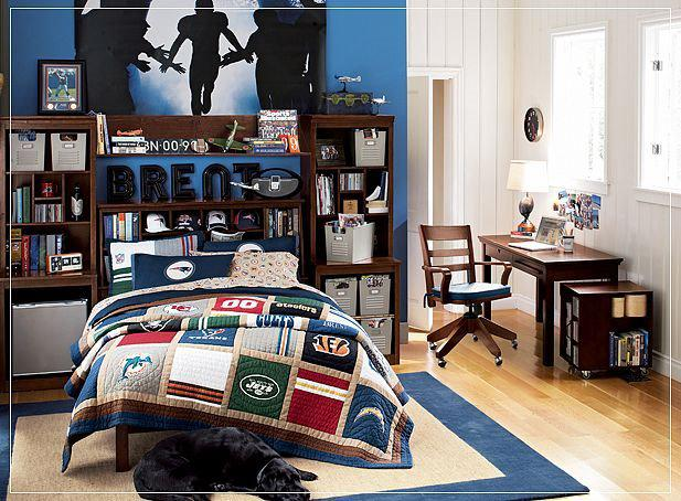 Sports Themed Children S Bedroom Ideas Interior Designing Ideas