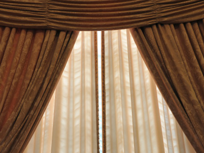 Layered Curtains (2)