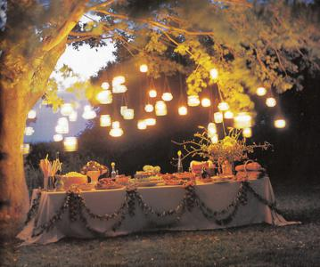 Romantic Garden Lighting (3)