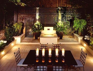 Romantic Garden Lighting (5)