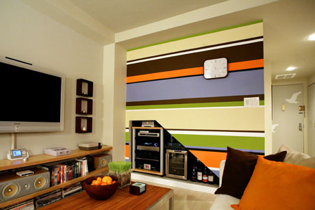 Stripes in Homes (2)
