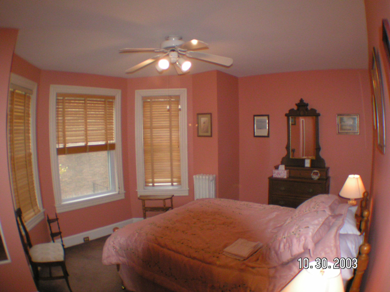 and add a color without darkening the room the colors include pink