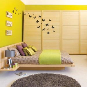 Butterfly-Bedroom