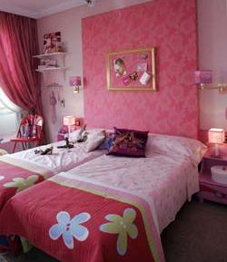 Princess-bedroom