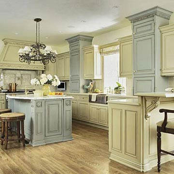 7 Ideas For Traditional Kitchen Georgian Style