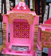 Ganpati_Decoration_Ideas_Pandals_Thermocol_Spray_Color_Painted