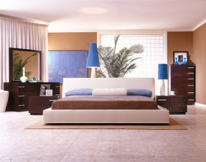 Zen-bedroom-design-idea-modern-spacious-blue-peaceful-look-simple-serene