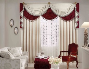 curtains-design-in-the-windows-in-the-living-room-with-white-collaborated-with-red-730x568