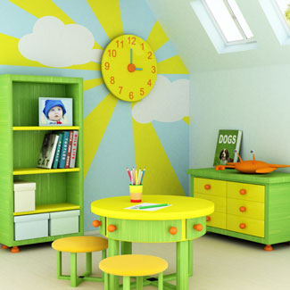 How to decorate kids bedroom | | Interior Designing Ideas
