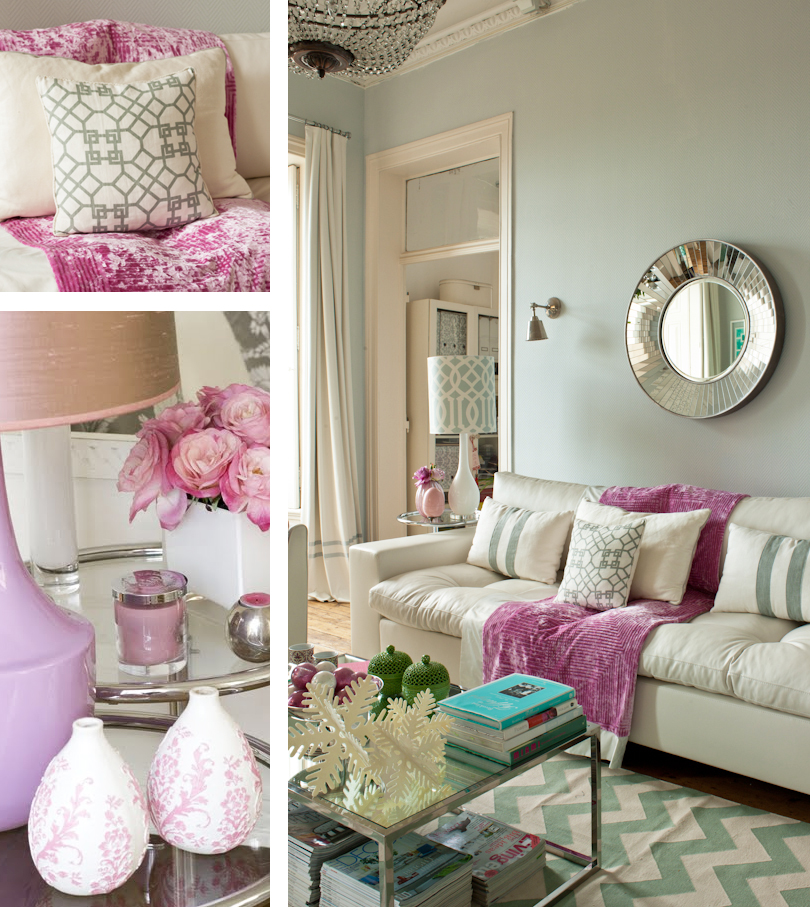 Colors That Perk Up Your Room Continued Interior