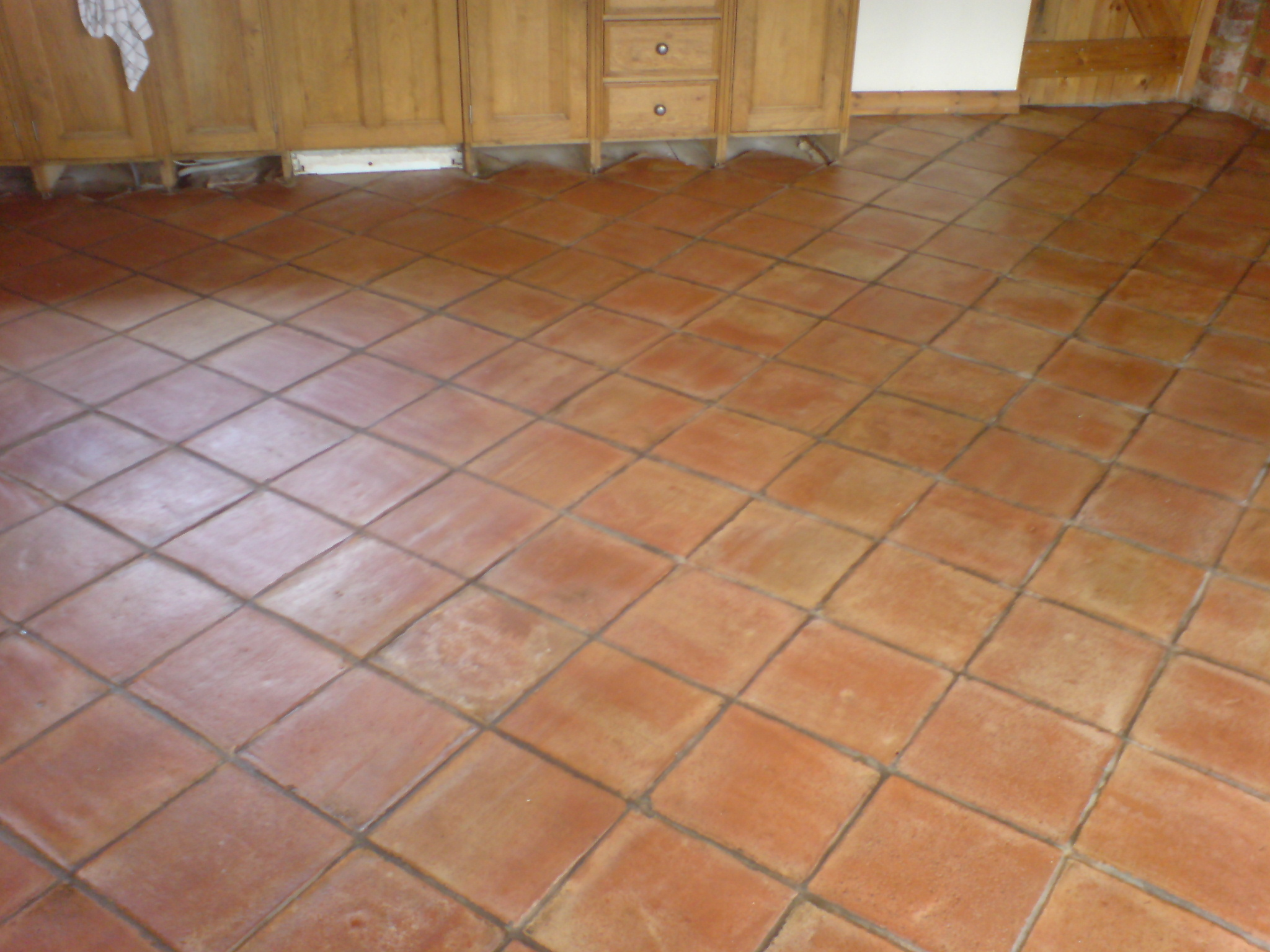 Terracotta Floor Tile Restoration And Renovation Unique Flooring With
