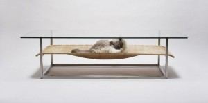 Coffee-Table-with-Integrated-Cat-Hammock