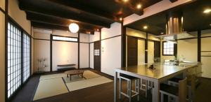 japanese-dining-room-with-beautiful-ceiling-lightning-615x300