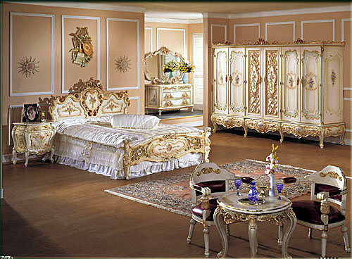 How To Decorate A Baroque Style Bedroom