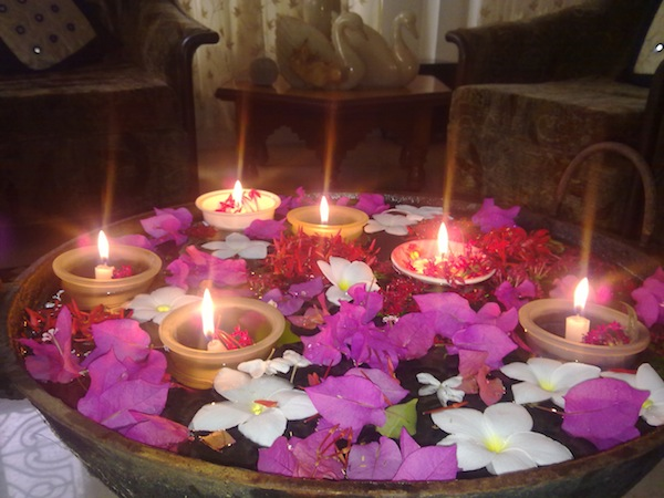 How to decor your home for diwali interior designing for Simple diwali home decorations