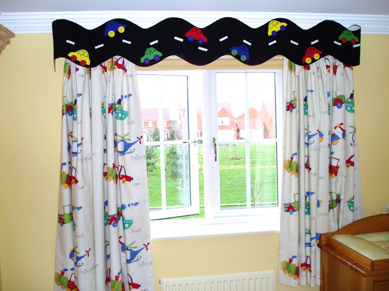 Curtains that will suit your kid\'s bedroom | | Interior Designing Ideas