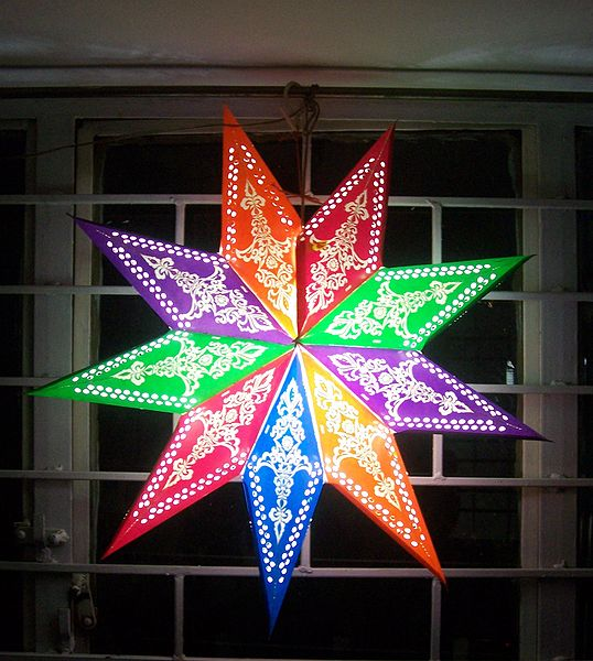 diwali-start-knadil-or-lantern-decoration