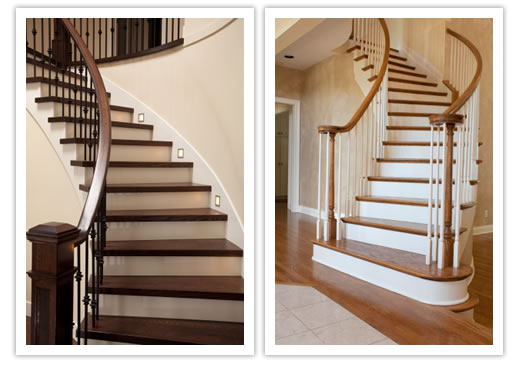 What Kind Of Stair Design Will Suit Your Home Interior