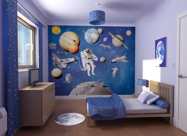 Kids Bedroom Decorating Ideas - Interior Design
