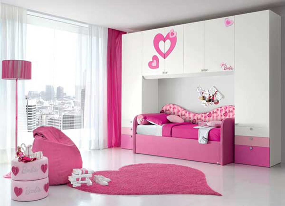 kids-room-decor-barbie-theme-la-cameretta
