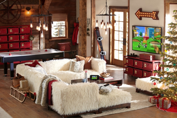 How to d cor home for new year interior designing ideas - Winter bedroom decor ...