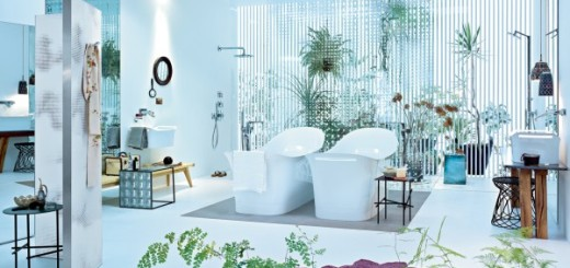 11-Luxury-and-Feminine-Bathroom-Design-Ideas-From-Hansgrohe-stylish-Axor-Urquiola-bathroom-design-ideas-600x436