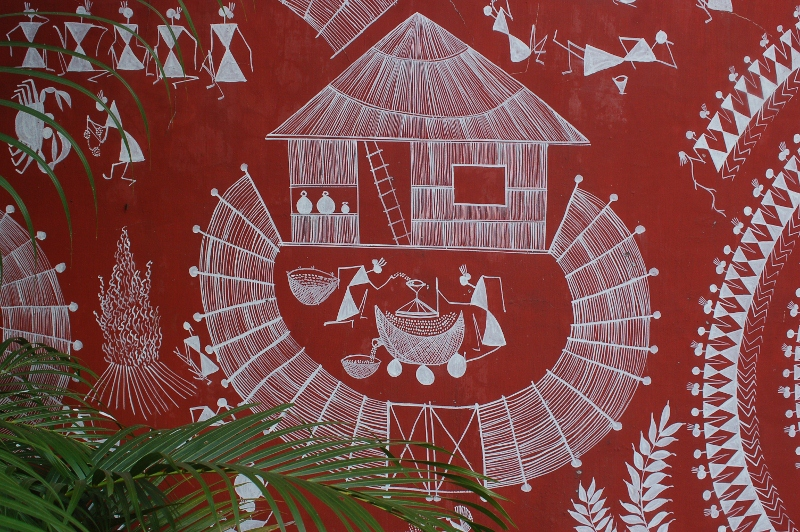Warli Paintings The New Way Of Decorate Home Interior