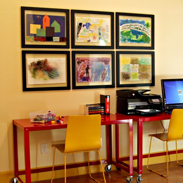 Displaying-Kids-Artwork-at-Home-4