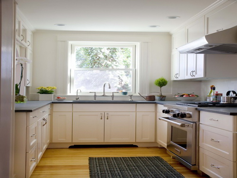 Small Kitchen Makeovers Small Kitchen Makeovers On A Budget Small Pictures To