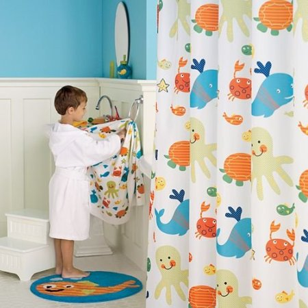 How To Decor Kids Bathroom Interior Designing Ideas