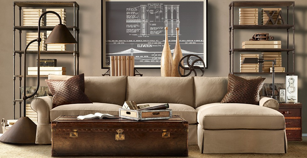 steampunk restoration hardware